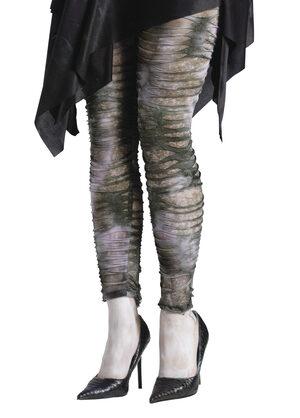 Tattered Zombie Leggings