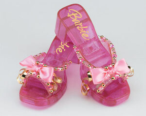 Barbie Forever Deluxe Kids Shoes