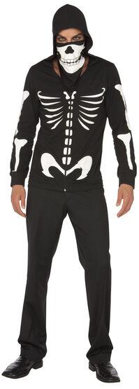 Dustin Bones Skeleton Adult Costume
