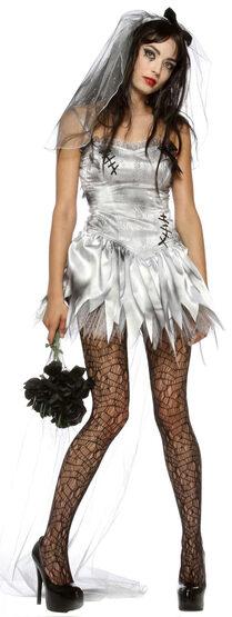 Sexy Marry Me Dead Zombie Costume