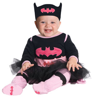 Girls Batgirl Onesie Kids Costume