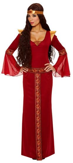 Renaissance Queen Guinevere Adult Costume