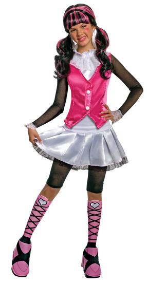 Deluxe Draculaura Monster High Kids Costume