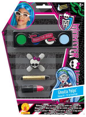 Monster High Ghoulia Yelps Makeup Kit