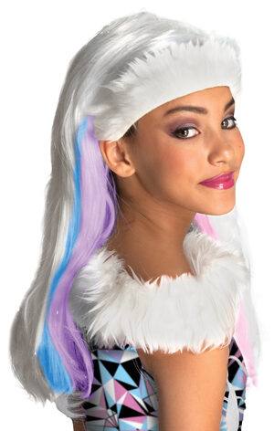 Girls Abbey Bominable Monster High Wig