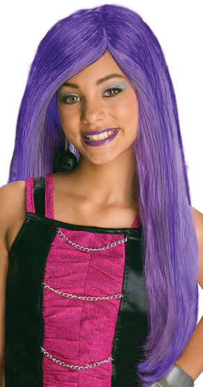 Girls Spectra Vondergeist Monster High Wig