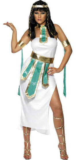 Sexy Jewel of the Nile Cleopatra Costume