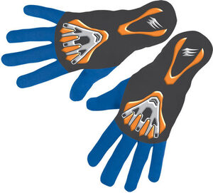 Kids Blue Power Ranger Gloves