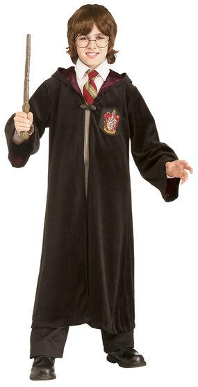 Harry Potter Gryffindor Robe Kids Costume