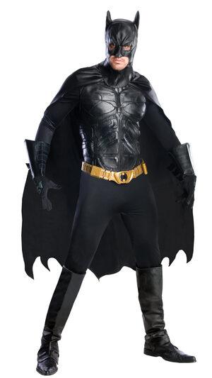 Dark Knight Rises Grand Heritage Batman Adult Costume