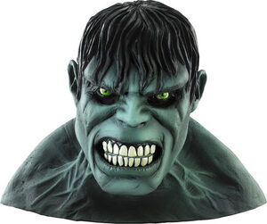 Deluxe Hulk Adult Mask