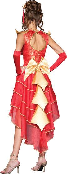 Sexy Asian Dragon Lady Costume