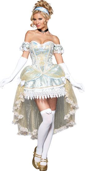 Sexy Passionate Princess Cinderella Costume