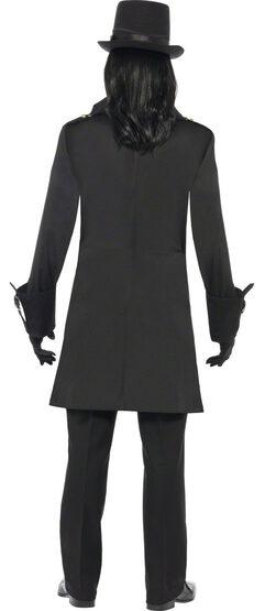 Mens Steampunk Victorian Vampire Adult Costume