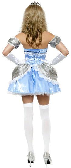 Sexy Fairytale Princess Cinderella Costume
