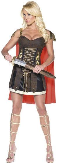 Sexy Roman Gladiator Costume