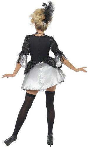 Sexy French Baroque Vampire Costume