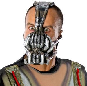 Bane 3/4 Mask- Adult Mask