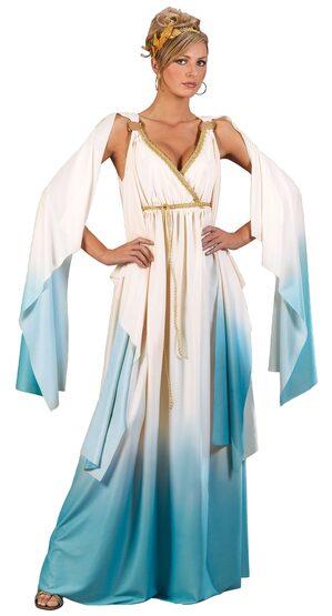 Adult Womens Greek Goddess Costume