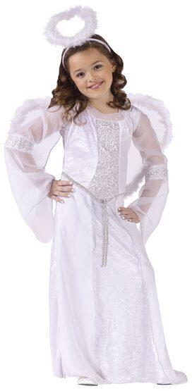 Kids Heavenly Angel Costume