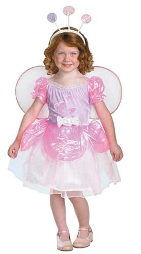 Lolli The Candy Fairy Toddler Costume