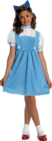 Dorothy Wizard of Oz Kids Costume