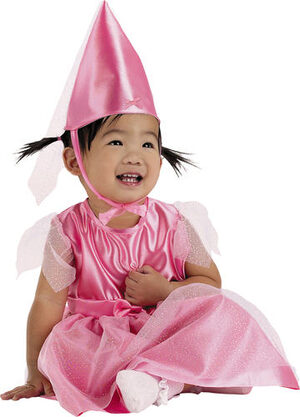 Pretty Princess Baby Costume