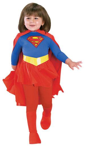 Supergirl Deluxe Kids Costume
