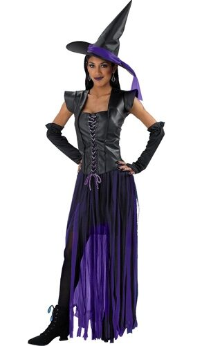 Immortalia The Gothic Witch Adult Costume