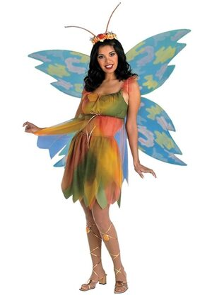 Felicity The Woodland Fairy Adult Costume