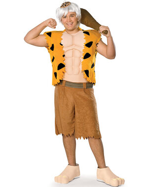 Flintstones Bamm Bamm Muscle Chest Adult Costume