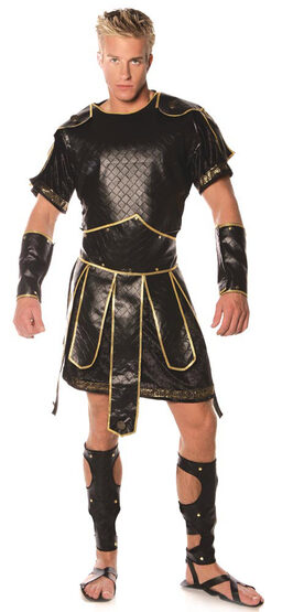 Mens Adult Roman Spartan Costume