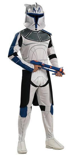 Adult Captain Rex Clone Trooper Costume