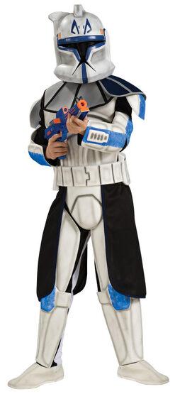 Kids Captain Rex Clone Trooper Costume