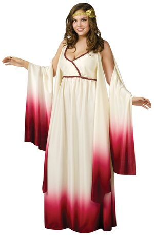Greek Goddess Venus Plus Size Costume