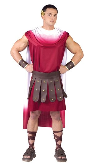 Mens Adult Mark Antony Roman Costume