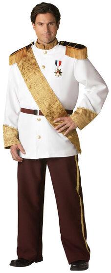 Prince Charming Plus Size Costume