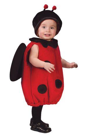 Baby Ladybug Toddler Costume