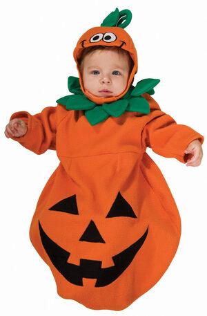 Baby Bunting Infant Pumpkin Costume