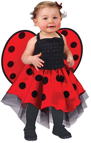 Baby Lady Bug Toddler Costume