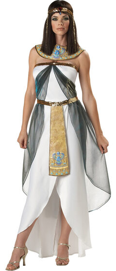 Queen of the Nile Adult Egyptian Cleopatra Costume