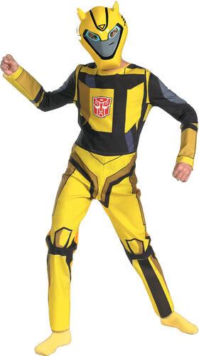 Transformers Bumblebee Kids Costume