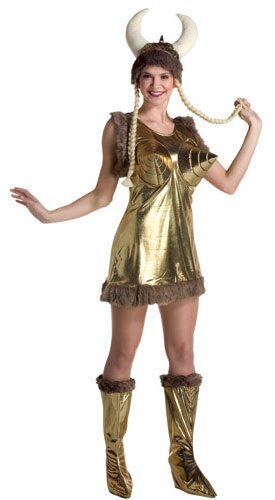 Perky Viking Adult Costume