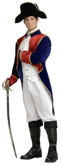 Historical Napoleon Adult Costume