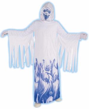 Boys Soul Taker Ghost Kids Costume