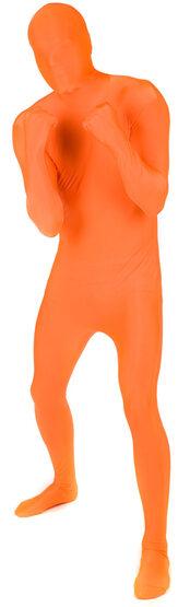 Orange Morphsuit Adult Costume
