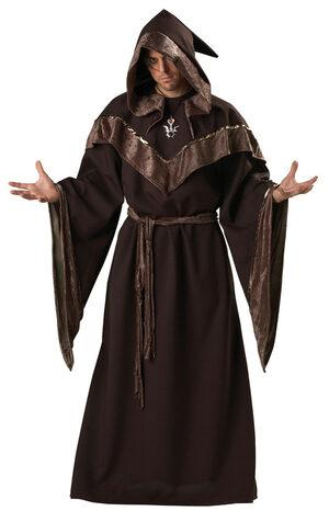 Mens Mystic Sorcerer Adult Costume