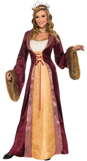 Milady of the Castle Renaissance Adult Costume