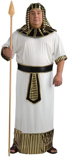 Mens Egyptian Pharaoh Plus Size Costume