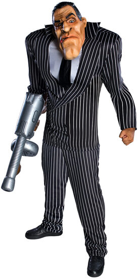 Scareface Funny Gangster Adult Costume